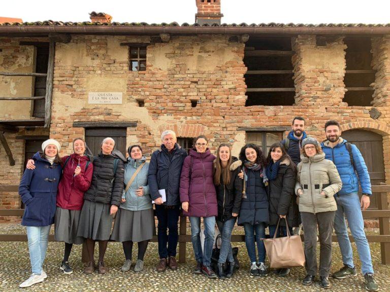 Insegnanti da Don Bosco